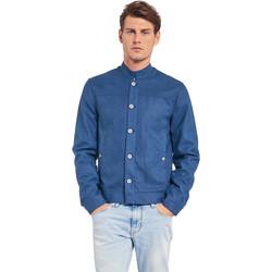 Odjeća Muškarci  Jakne Gaudi 011BU38005 Plava