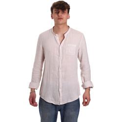 Odjeća Muškarci  Košulje dugih rukava Gaudi 011BU45001 Bež