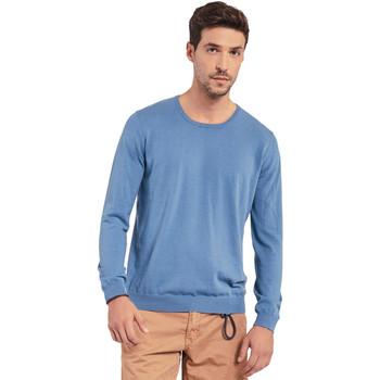Odjeća Muškarci  Puloveri Gaudi 011BU53024 Plava