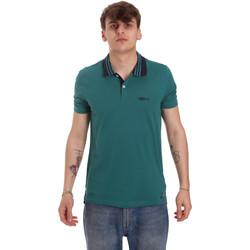 Odjeća Muškarci  Polo majice kratkih rukava Gaudi 011BU64044 Zelena