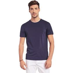 Odjeća Muškarci  Majice kratkih rukava Gaudi 011BU64087 Plava