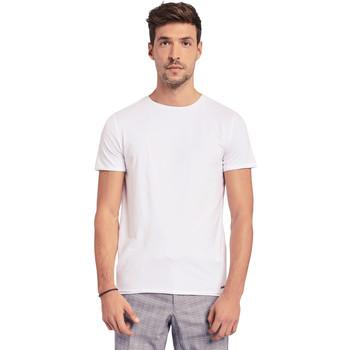 Odjeća Muškarci  Majice kratkih rukava Gaudi 011BU64093 Bijela
