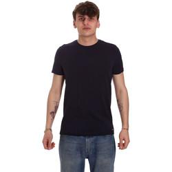 Odjeća Muškarci  Majice kratkih rukava Gaudi 011BU64093 Plava