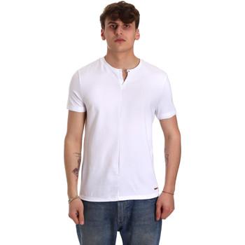 Odjeća Muškarci  Majice kratkih rukava Gaudi 011BU64094 Bijela