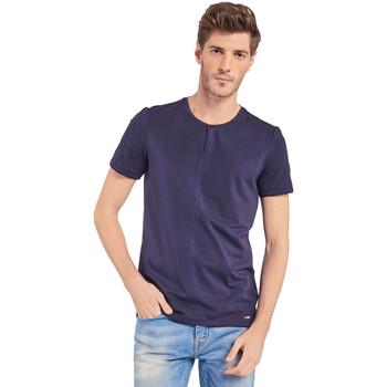 Odjeća Muškarci  Majice kratkih rukava Gaudi 011BU64094 Plava