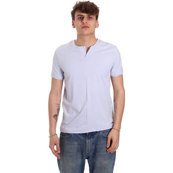 Odjeća Muškarci  Majice kratkih rukava Gaudi 011BU64094 Ljubičasta