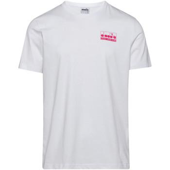 Odjeća Muškarci  Majice kratkih rukava Diadora 502175837 Bijela