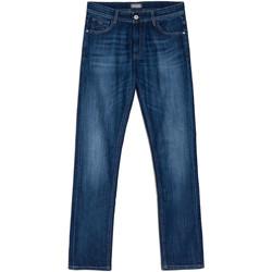 Odjeća Muškarci  Traperice NeroGiardini E070600U Plava