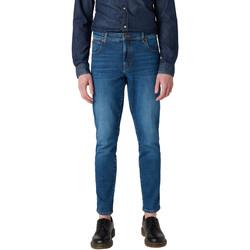 Odjeća Muškarci  Slim traperice Wrangler W12ST112E Plava