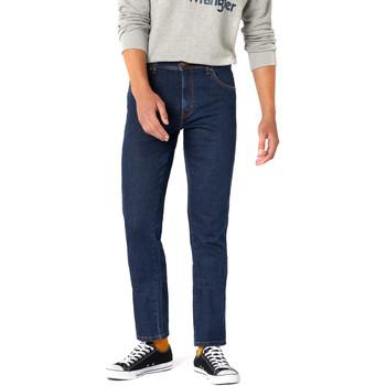 Odjeća Muškarci  Traperice Wrangler W12S8311U Plava