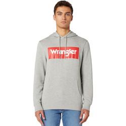 Odjeća Muškarci  Sportske majice Wrangler W6B9HAX37 Siva