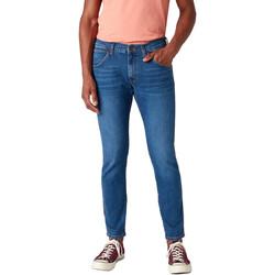 Odjeća Muškarci  Slim traperice Wrangler W14XT112E Plava