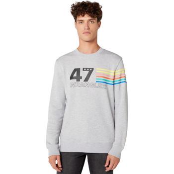 Odjeća Muškarci  Sportske majice Wrangler W6A5HAX03 Siva