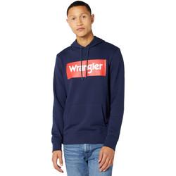 Odjeća Muškarci  Sportske majice Wrangler W6B9HA114 Plava