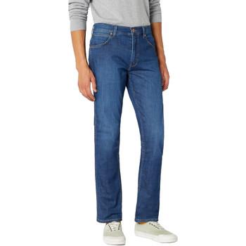 Odjeća Muškarci  Traperice Wrangler W15QQ1150 Plava