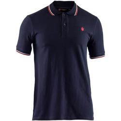 Odjeća Muškarci  Polo majice kratkih rukava Lumberjack CM45940 009 506 Plava