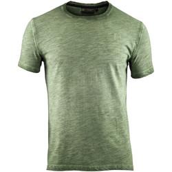 Odjeća Muškarci  Majice kratkih rukava Lumberjack CM60343 004 517 Zelena