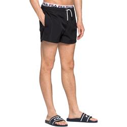 Odjeća Muškarci  Kupaći kostimi / Kupaće gaće Fila 687742 Crno