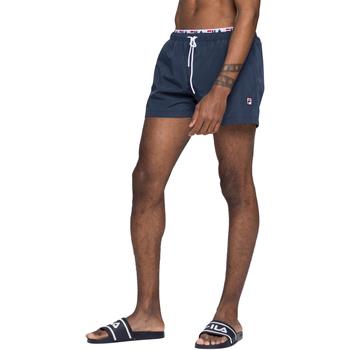 Odjeća Muškarci  Kupaći kostimi / Kupaće gaće Fila 687742 Plava