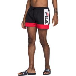 Odjeća Muškarci  Kupaći kostimi / Kupaće gaće Fila 687743 Crno