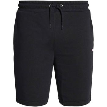 Odjeća Muškarci  Bermude i kratke hlače Fila 688167 Crno