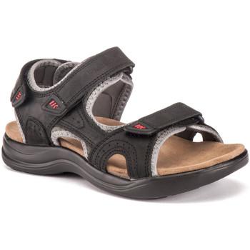 Obuća Muškarci  Sportske sandale Lumberjack SM30606 004 P95 Crno