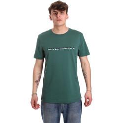 Odjeća Muškarci  Majice kratkih rukava Antony Morato MMKS01754 FA100144 Zelena