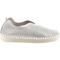 Obuća Žene  Slip-on cipele Grunland SC4910 Srebro