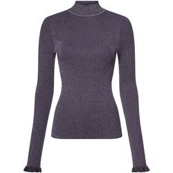 Odjeća Žene  Puloveri Tommy Hilfiger WW0WW26649 Ljubičasta