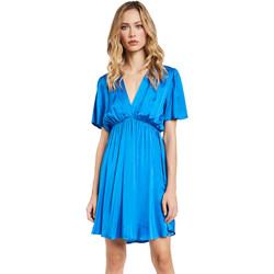 Odjeća Žene  Kratke haljine Gaudi 011FD15061 Plava