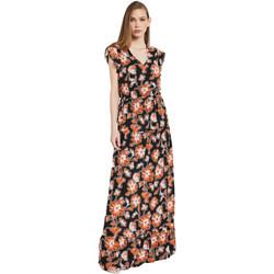 Odjeća Žene  Duge haljine Gaudi 011BD15020 Crno