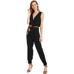 Odjeća Žene  Kombinezoni i tregerice Gaudi 011BD25045 Crno