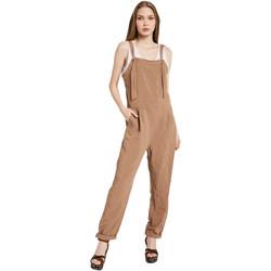Odjeća Žene  Kombinezoni i tregerice Gaudi 011BD25049 Smeđa