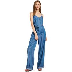 Odjeća Žene  Kombinezoni i tregerice Gaudi 011BD26038 Plava