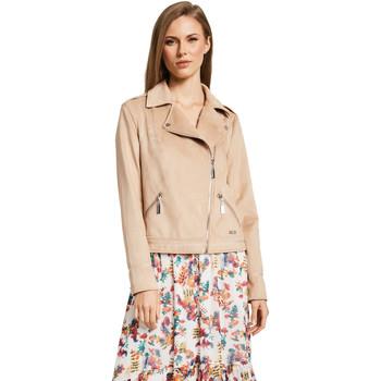 Odjeća Žene  Jakne i sakoi Gaudi 011BD38008 Bež