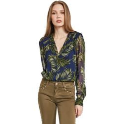 Odjeća Žene  Košulje i bluze Gaudi 011BD45018 Plava