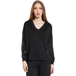 Odjeća Žene  Sportske majice Gaudi 011BD64052 Crno
