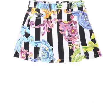 Odjeća Žene  Suknje Versace A9HVB308SN103003 Bijela