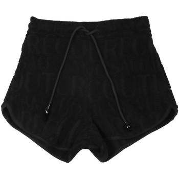 Odjeća Žene  Bermude i kratke hlače Versace A3HVB18513967899 Crno