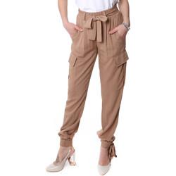 Odjeća Žene  Cargo hlače Fracomina FR20SP127 Bež
