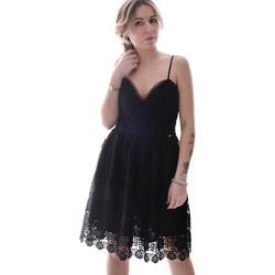 Odjeća Žene  Kratke haljine Fracomina FR20SP531 Crno