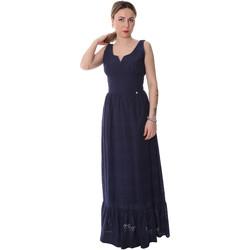 Odjeća Žene  Duge haljine Fracomina FR20SP588 Plava