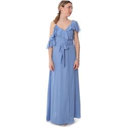 Odjeća Žene  Duge haljine Fracomina FR20SP031 Plava