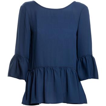 Odjeća Žene  Topovi i bluze Fracomina FR20SP040 Plava