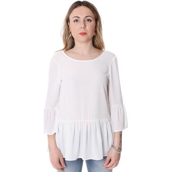 Odjeća Žene  Topovi i bluze Fracomina FR20SP040 Bijela