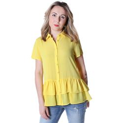 Odjeća Žene  Košulje i bluze Fracomina FR20SP039 Žuta boja