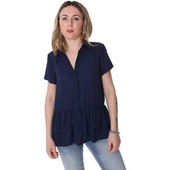 Odjeća Žene  Košulje i bluze Fracomina FR20SP039 Plava