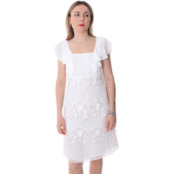 Odjeća Žene  Kratke haljine Fracomina FR20SP584 Bijela