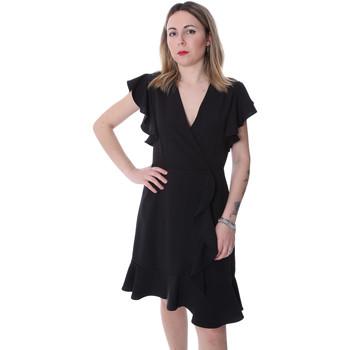 Odjeća Žene  Kratke haljine Fracomina FR20SP051 Crno
