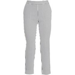 Odjeća Žene  Chino hlačei hlače mrkva kroja Fracomina FR20SP163 Crno